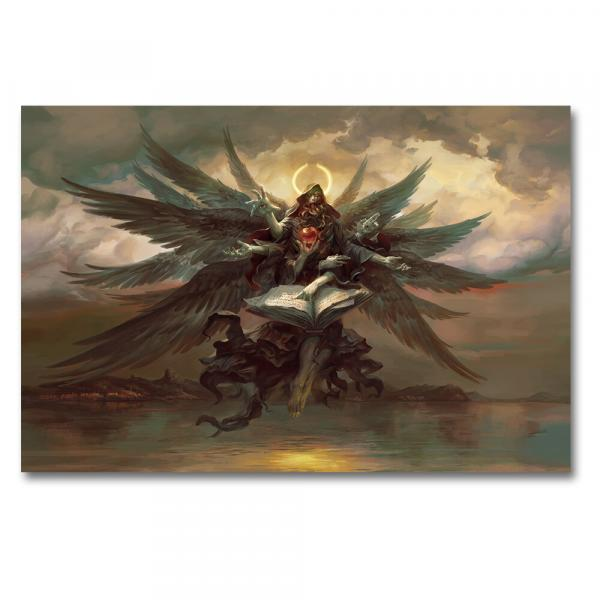 Azrael, Angel of Death