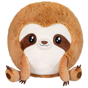 "Squishable Snuggly Sloth (15"")"