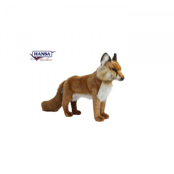 "Fox, Red (Standing) (17"" Long including tail)"