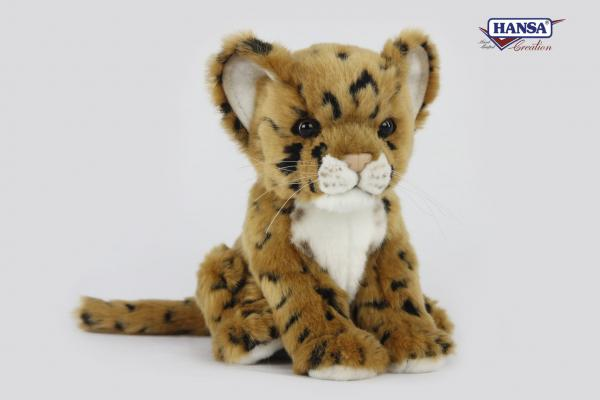 "Jaguar Cub (Brown) (6.5"" L)"