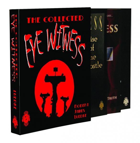 The Eye Witness Boxed Set