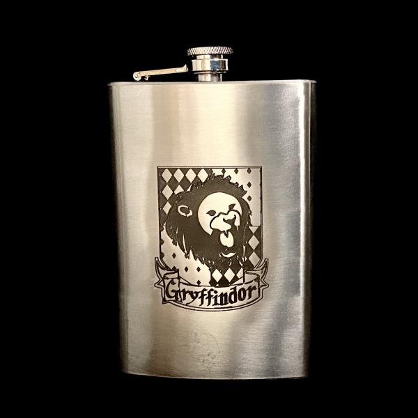Gryffindor 8oz Flask picture