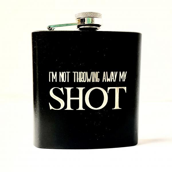 My Shot Flask