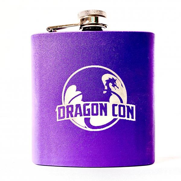 Dragon Con flask