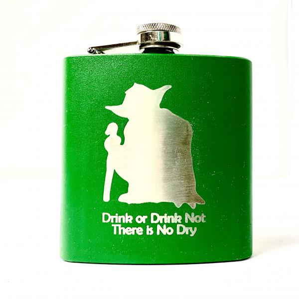 Drink or Drink Not Flask
