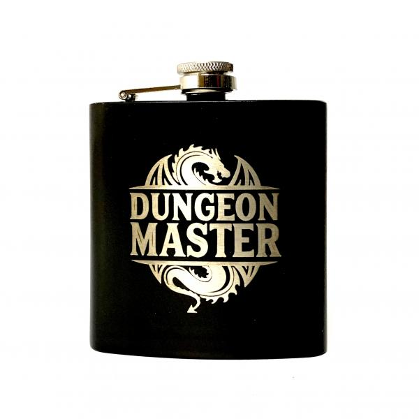 Dungeon Master Flask