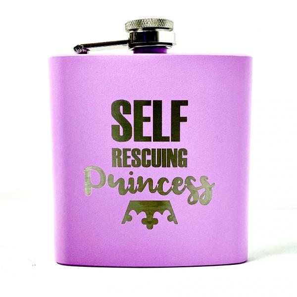 Self Rescuing Princess Flask