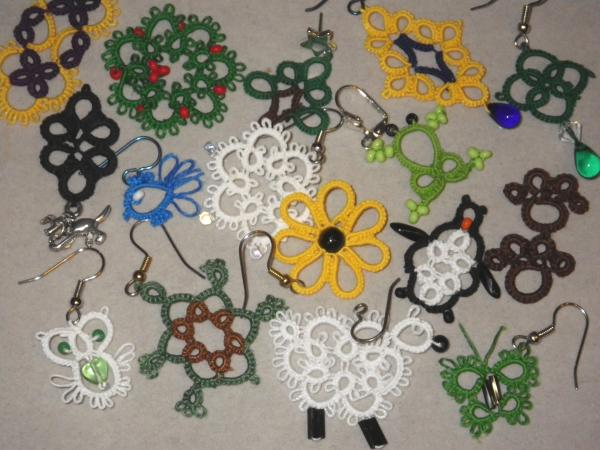 Tatting by Wendy
