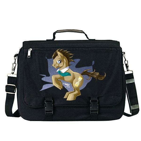 Dr Whooves Messenger Bag