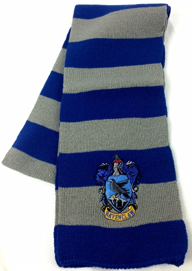 Harry Potter: Ravenclaw House 5 foot knit Scarf