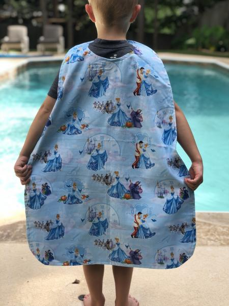 Cinderella Superhero Cape