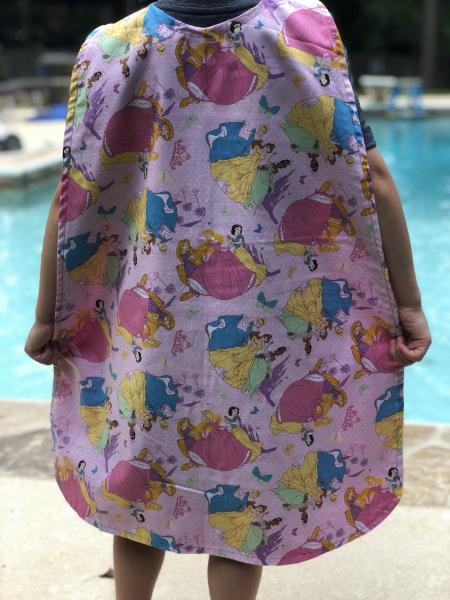 Disney Princesses Superhero Cape