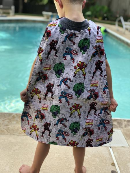 Marvel Superhero Cape