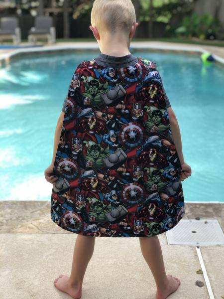 Avengers Superhero Cape