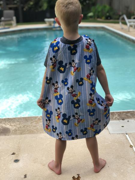 Mickey Mouse Superhero Cape