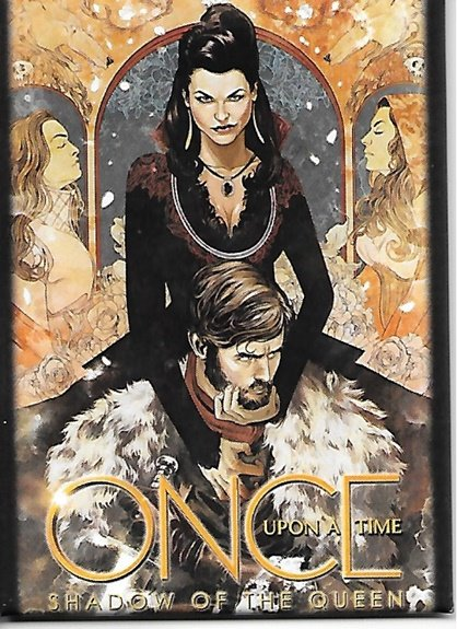 Once Upon A Time TV Series Comic Book Cover Refrigerator Magnet, NEW UNUSED