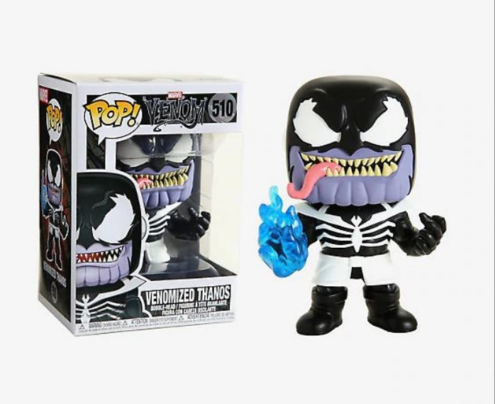 Marvel Comics Venom Venomized Thanos Vinyl POP! Figure Toy #510 FUNKO NEW MIB