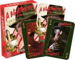 A Nightmare On Elm Street Movie Photo Illustrated Playing Cards, NEW SEALED