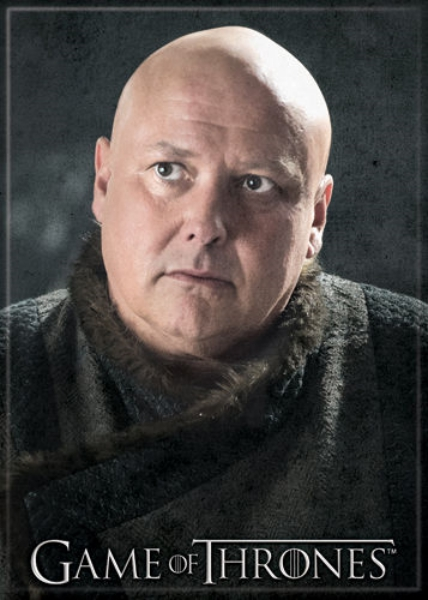 Game of Thrones Varys Staring Photo Image Refrigerator Magnet NEW UNUSED