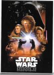 Star Wars Episode III Revenge of the Sith Movie Poster Image Refrigerator Magnet