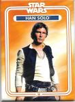 Star Wars Han Solo Standing Photo Image Refrigerator Magnet NEW UNUSED