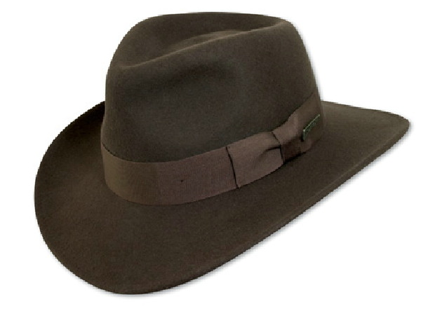 INDIANA JONES Movie Hat Reproduction Crushable Licensed Size X-LARGE NEW UNWORN picture