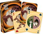 Looney Tunes Tasmanian Devil Taz Illustrated Poker Playing Cards Deck NEW SEALED