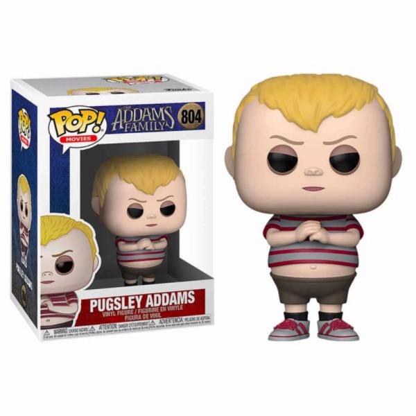 The Addams Family Animated Movie Pugsley Vinyl POP! Figure Toy #804 FUNKO MIB