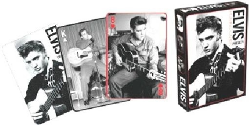 Elvis Presley The Early Years Photo Playing Cards NEW SEALED picture