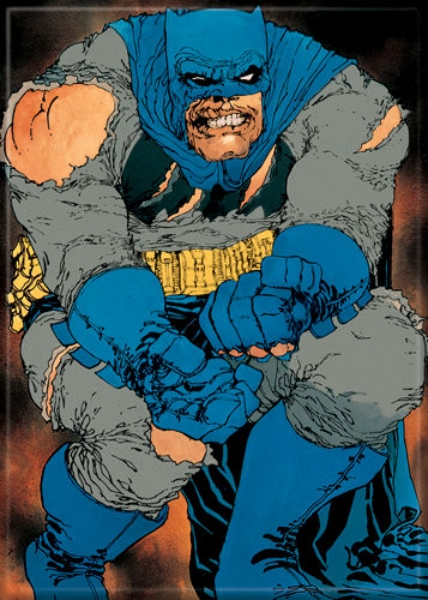 DC Comics Batman The Dark Knight Returns Comic Image Refrigerator Magnet NEW