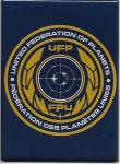 Star Trek Discovery TV United Federation of Planets Logo Refrigerator Magnet NEW