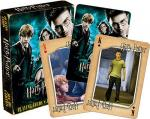 Harry Potter and the Order of the Phoenix Movie Illustrated Playing Cards, NEW