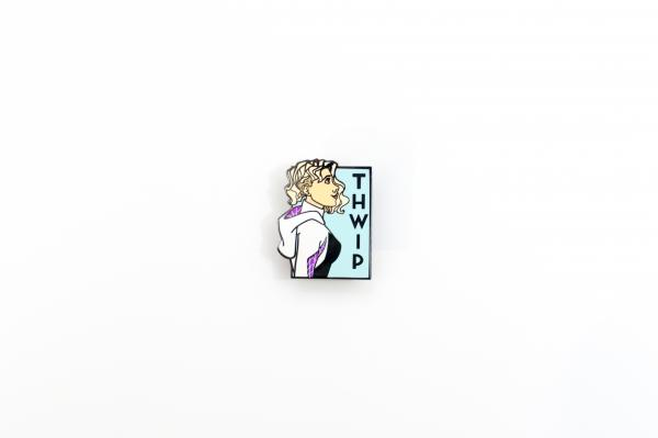Thwip She Series Pin