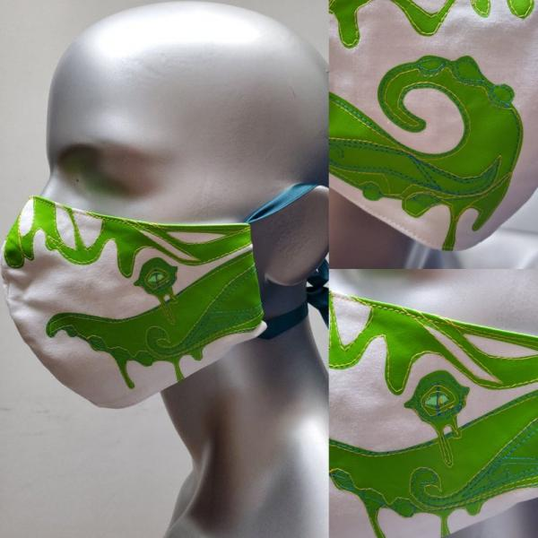 Tentacle Mask Cuthulu Lovecraft - Cosplay