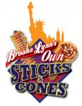 Brooke Lynn's Own Sticks and Cones