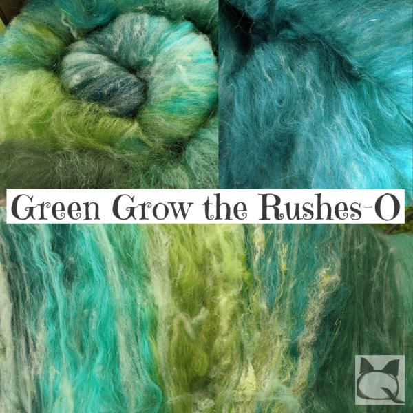Green Grow the Rushes-O
