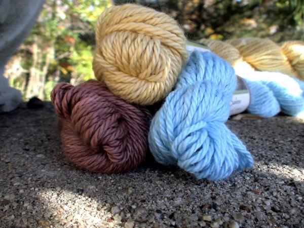Southern Bales-Worsted Weight Organic Cotton picture