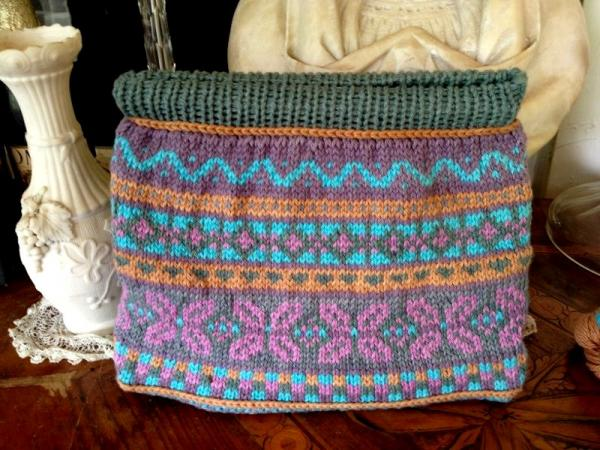 Stranded and Fair Isle Patterns