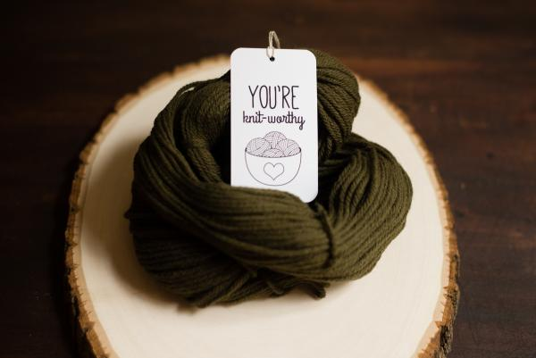 Knitworthy Gift Tags