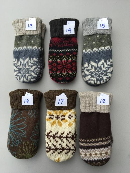 Hats and Mittens, Fingerless Gloves picture
