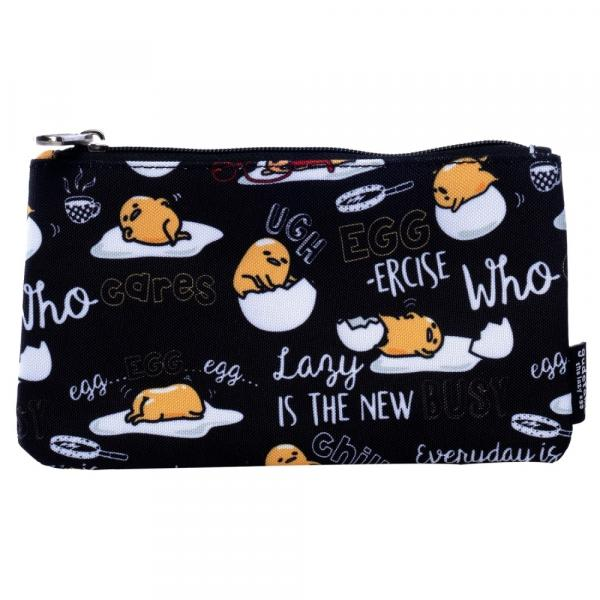 Gudetama Editorial All Over Print Pouch