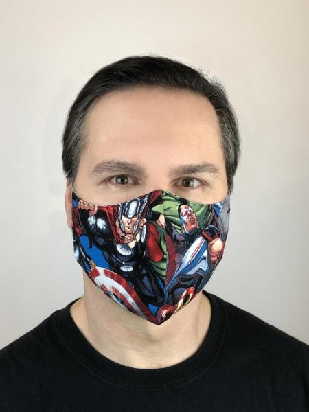 Marvel Avengers BODO face mask Buy1Donate1