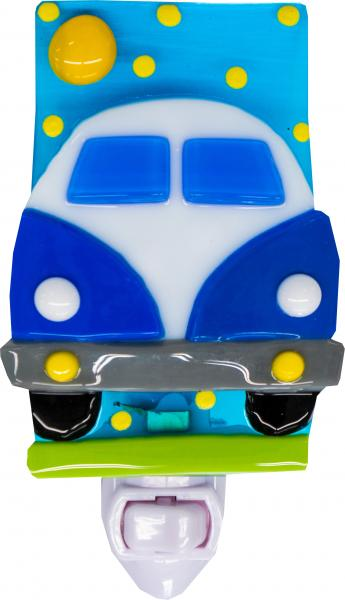 VW Bus Nightlight- Blue picture