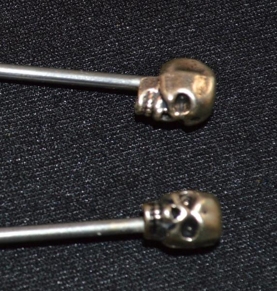 Skull Hair Pins picture