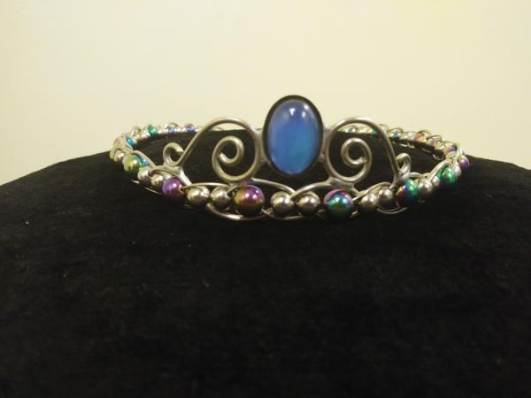 Color Changing Moodstone Tiara