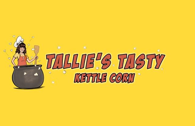 Tallie's Tasty Kettle Corn