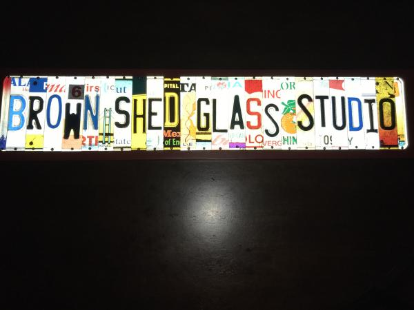 Brown Shed Glass Studio