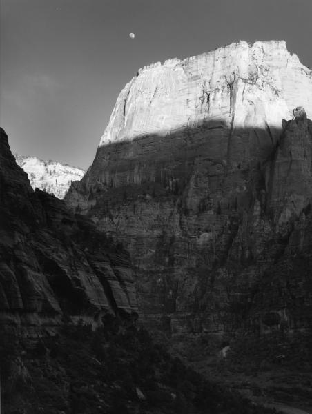 The Great White Throne, Zion NP, UT