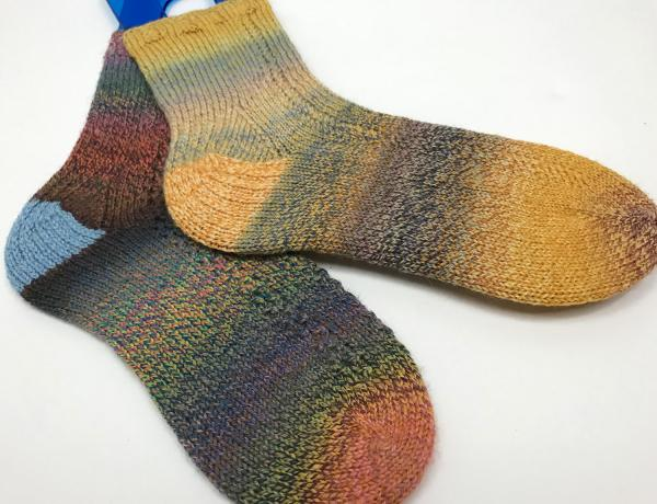 LAGOON - ColorMix Sock picture