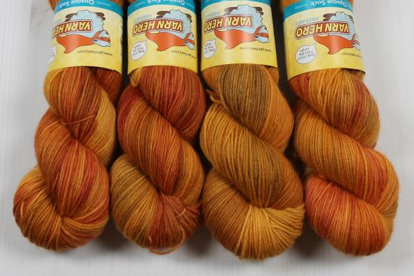FALL HARVEST - Opaque Sock